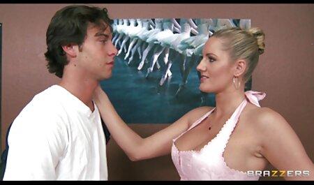 صحنه فیلم داستانی پورن های برهنه و شیطان توسط لارنس Roothooft و Polina Galazka