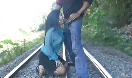 همسر فیلم پورن داستانی بمکد من در دوربین مخفی