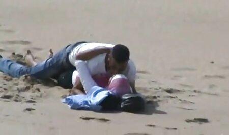 دافنه و تارا, کمیک پورن فارسی رابطه جنسی در ساحل