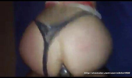 ماساژ پورن کمیک آرامش بخش با رابطه جنسی مقعد عمیق